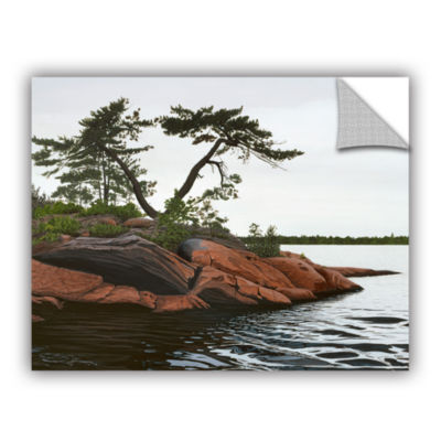Brushstone Windswept by Ken Kirsh Removable Wall Decal