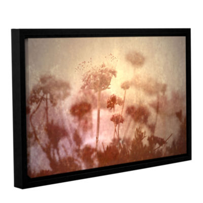 Brushstone What We Knew Gallery Wrapped Floater-Framed Canvas Wall Art