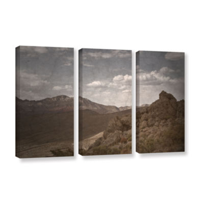 Brushstone Wishing For Wings 3-pc. Gallery WrappedCanvas Wall Art