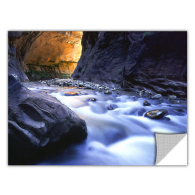 Brushstone Wirgin Narrows By Dean Uhlinger Removable Wall Decal