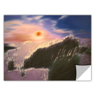 Brushstone Windswept By Dean Uhlinger Removable Wall Decal