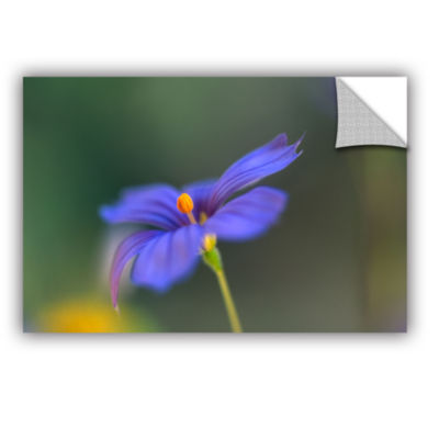 Brushstone Wildflower Dance Removable Wall Decal