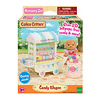 International Playthings - Calico Critters Candy Wagon