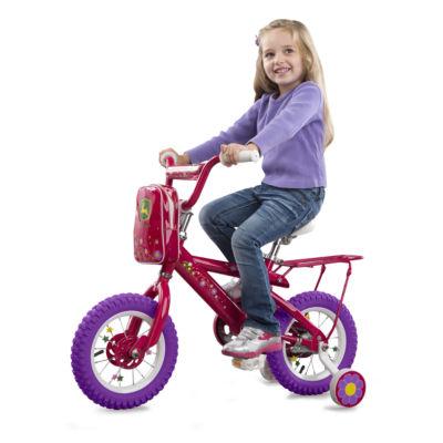 TOMY - John Deere 12 Inch Girls Bicycle
