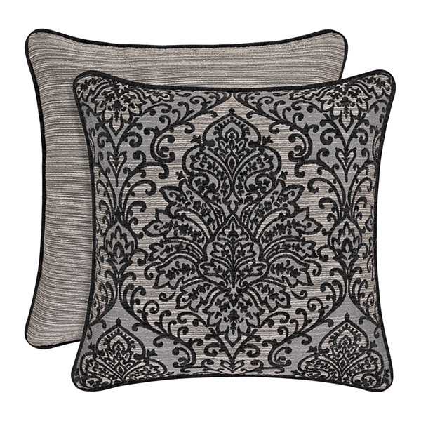 Queen Street Rachelle 20 Inch Square Throw Pillow