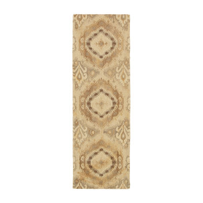 Covington Home Antoinette Dawn Hand Tufted Rectangular Runner