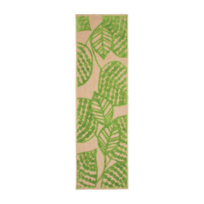 Covington Home Caribe Tropics Rectangular Runner