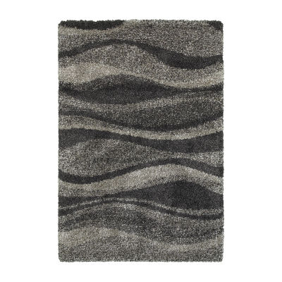 Covington Home Heath Waves Rectangular Rugs