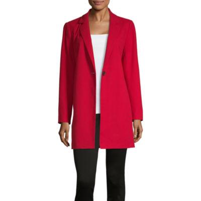 Liz Claiborne Simply Lightweight Overcoat