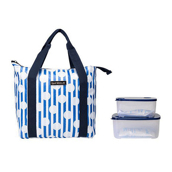 Isaac Mizrahi Inwood Lunch Bag