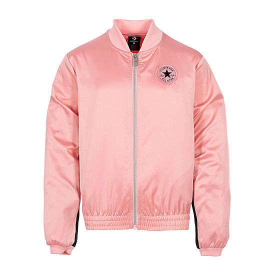 Converse Big Girls Lightweight Track Jacket