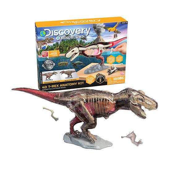 Discovery Kids Toy Anatomy T-Rex Kit