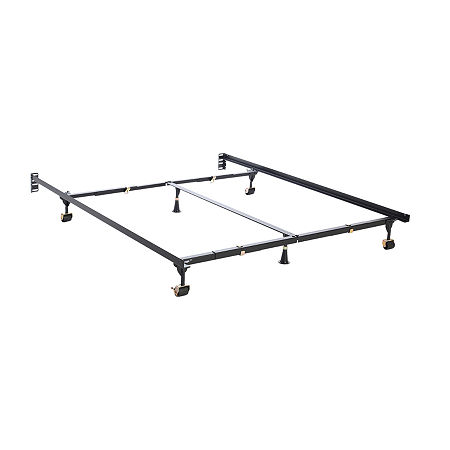 Hollywood Bed Clamp Universal Bed Frame, One Size , Brown