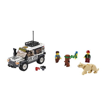 Lego City Great Vehicles Safari Off-Roader 60267, One Size