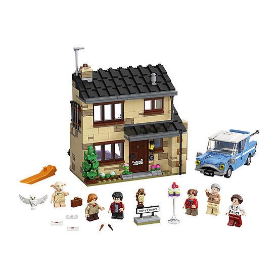 Lego Harry Potter 4 Privet Drive