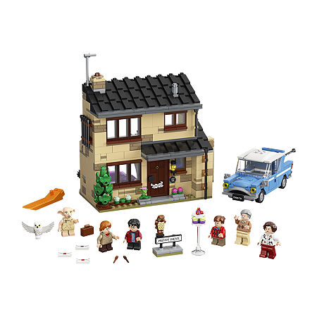 Lego Harry Potter 4 Privet Drive, One Size , No Color Family