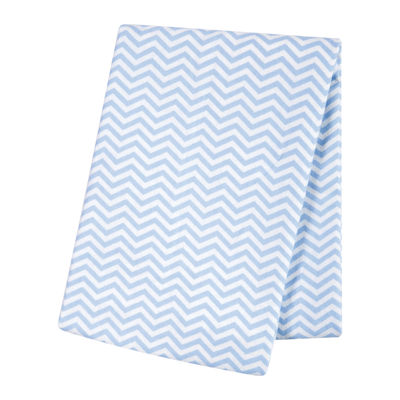Trend Lab® Chevron Swaddle Blanket - Blue