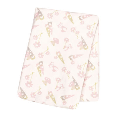 Trend Lab® Garden Gnome Deluxe Swaddle Blanket