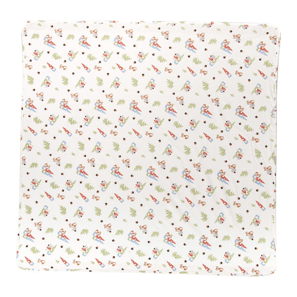 Trend Lab® Forest Gnome Deluxe Swaddle Blanket