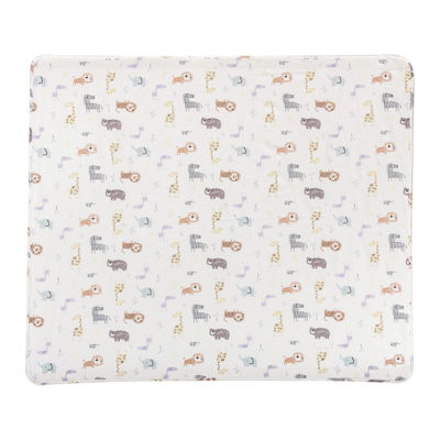 Trend Lab® Crayon Jungle Deluxe Swaddle Blanket