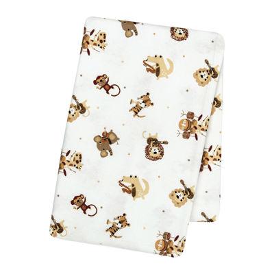 Trend Lab® Safari Rock Deluxe Swaddle Blanket