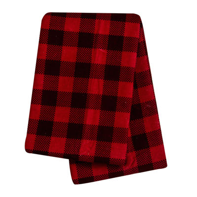Trend Lab® Buffalo Check Deluxe Swaddle Blanket