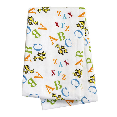 Trend Lab® Dr. Suess ABC Deluxe Swaddle Blanket