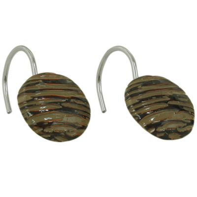 Bacova Lakeside Shower Curtain Hooks