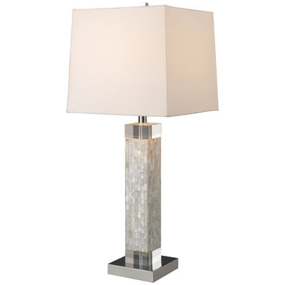 Luzerne Mother-of-Pearl Table Lamp