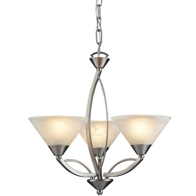 Elysburg 3-Light Chandelier