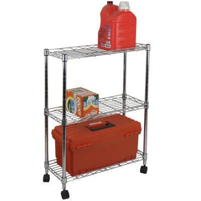 Oceanstar® 3 Tier Utility Cart