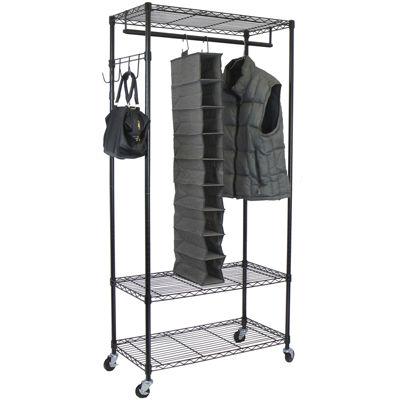 Oceanstar® Garment Rack