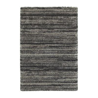 Covington Home Heath Stripes Rectangular Rugs