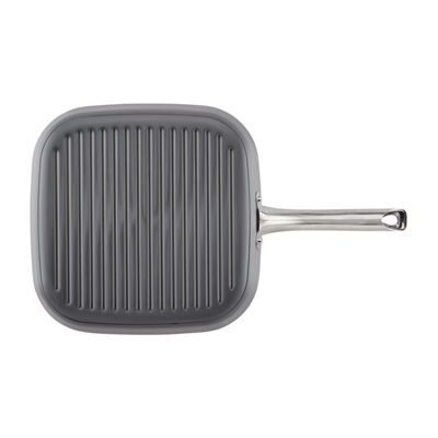 "Ayesha Curry™ Home Collection 11.25"" Deep Square Grill Pan"