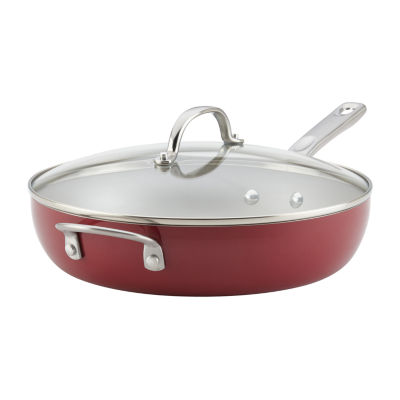 """Ayesha Curry™ Home Collection 12"""" Covered Deep Skillet"""