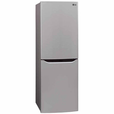 LG ENERGY STAR® 10.1 cu. ft. Capacity 2-Door Bottom Mount, Counter Depth Refrigerator