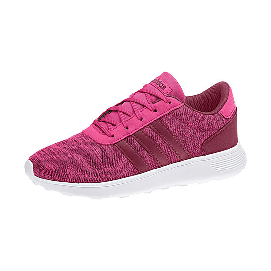 watch 7fa32 b7abf adidas Lite Racer K Girls Running Shoes JCPenney