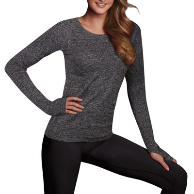 Maidenform Baselayer Thermal Shirt+Pants
