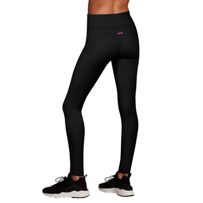 Maidenform Sport Baselayer Seamless High-Waisted Thermal Pants