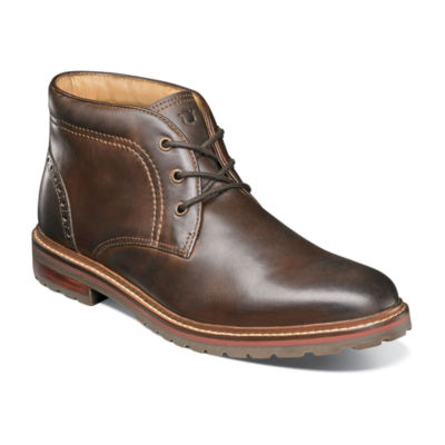 Florsheim Mens Fenway Chukka Boots Lace-up