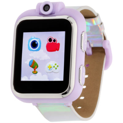 Itouch Girls Pink Smart Watch-Ipz13079s06a-Hlg