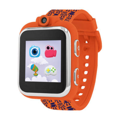 Itouch Boys Orange Smart Watch-Ipz03489s06a-Orp