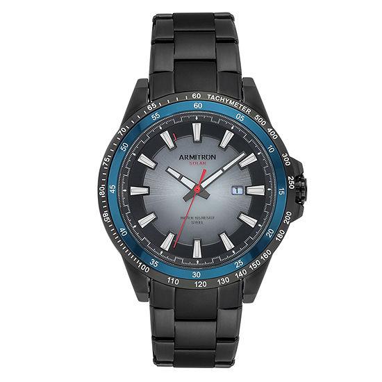 Armitron Unisex Black Bracelet Watch-20/5303bkti