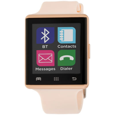 Itouch Air 2 Heart Rate Unisex Adult Digital Pink Smart Watch-Ita34601r932-0aa