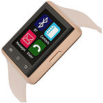 Itouch Air 2 Heart Rate Womens Digital Pink Smart Watch-Ita34601r932-0aa