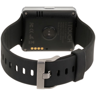 Itouch Air 2 Heart Rate Unisex Black Smart Watch-Ita34601s932-003