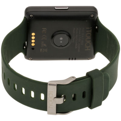 Itouch Air 2 Heart Rate Unisex Green Smart Watch-Ita34605u932-636