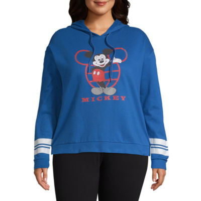 Mickey Mouse Sweatshirt - Juniors Plus