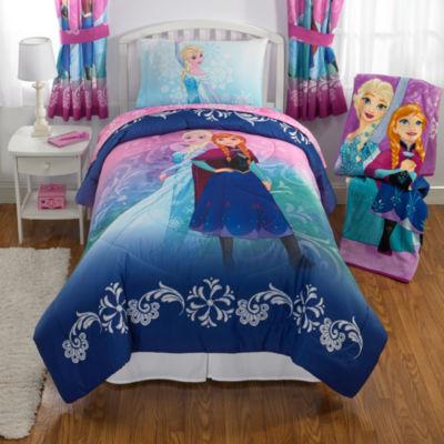 Disney Frozen Nordic Frost Comforter Set