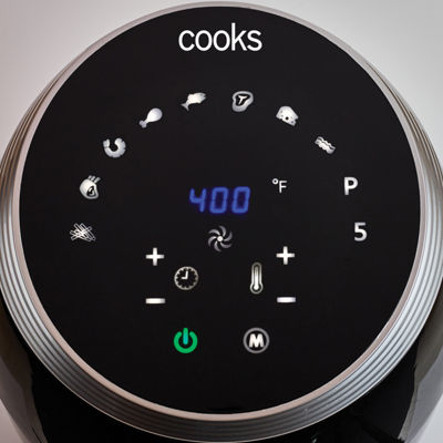 Cooks 5.3 Quart Air Fryer